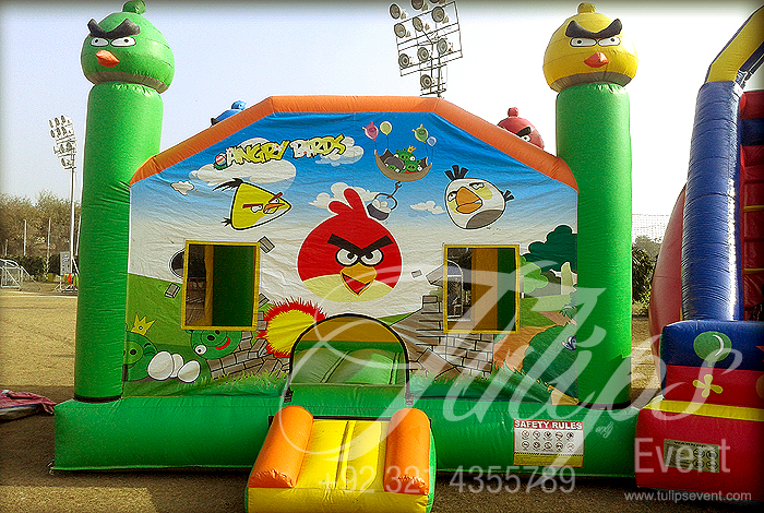 Index of gallery full size best birthday balloons for Angry birds decoration ideas