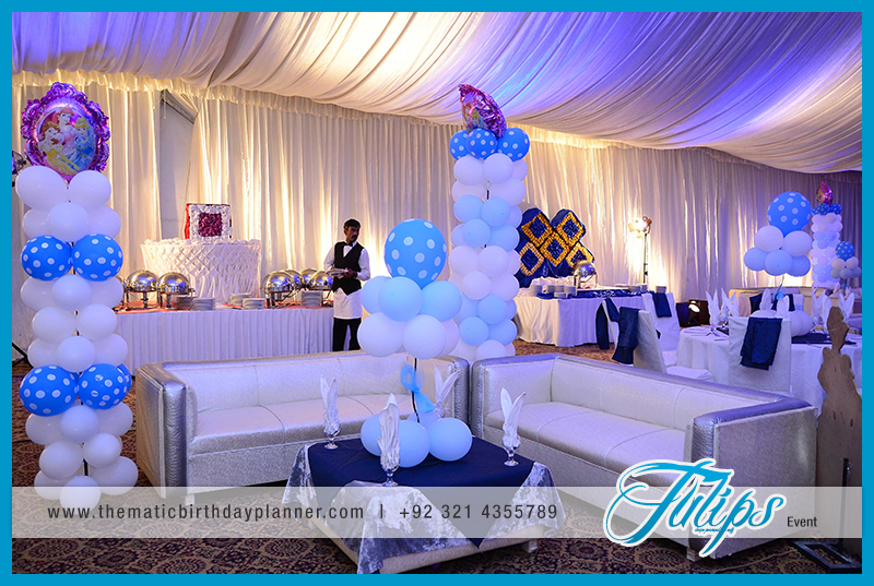 Princess Cinderella Party Theme