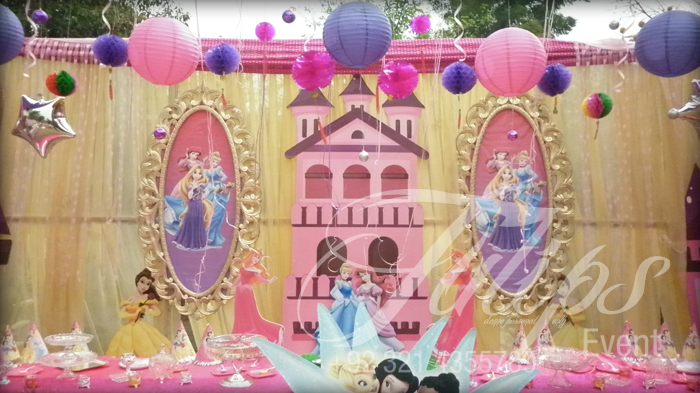 Disney Princess Themed Party Ideas. Disney ...