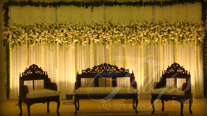 Pin Images Wedding Stage Decoration Pinterest