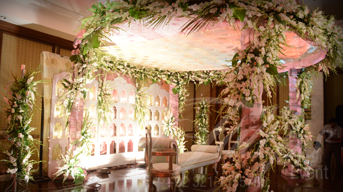 Wedding Hall Decoration In Pakistan Tulips Event Best Planner Stage
