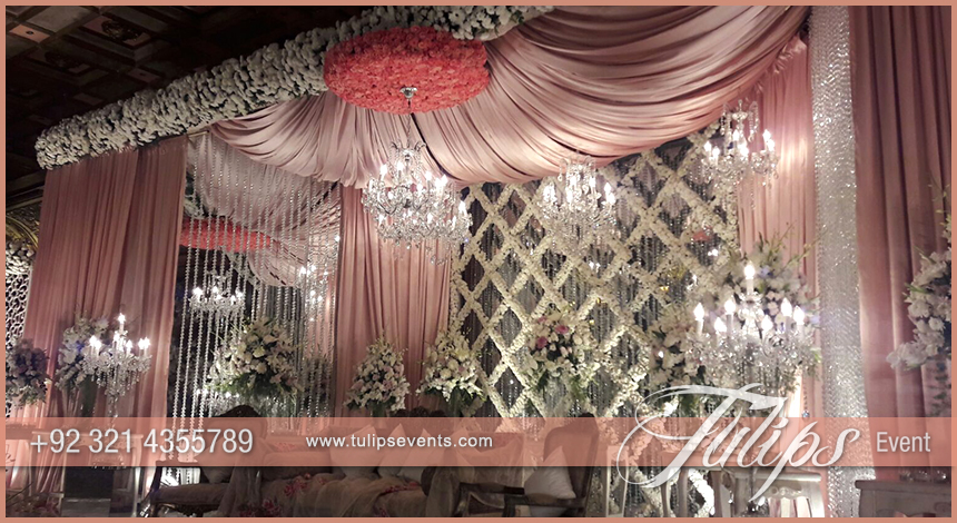 Tulips event best thematic wedding planner flower stage pink junglespirit Image collections