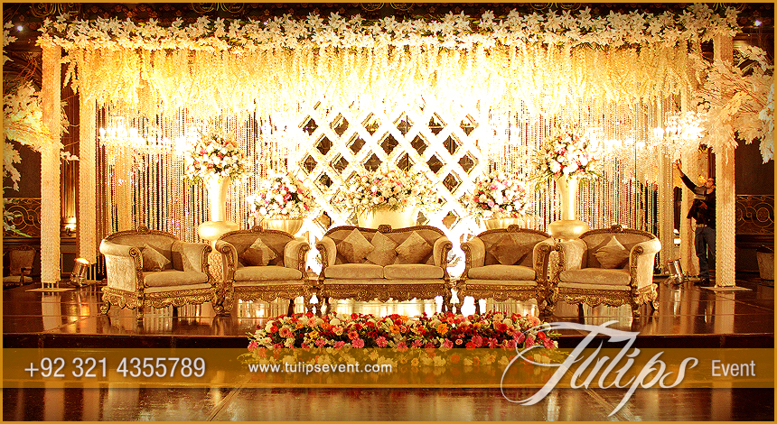 Tulips event best themed wedding planner flower stage decoration baraat stage decoration 2016 photos baraat junglespirit Gallery