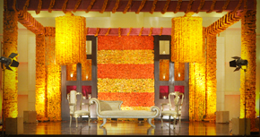 Tulips Event Best Pakistani Wedding Stage Decoration Flowering For Mehndi Walima Barat Stages Decor Services Provider In Lahore Pakistan